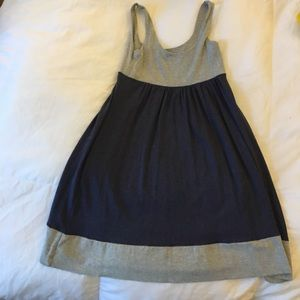 Blue and Grey Dress size XS